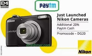 Nikon-cameras-extra-20-cashback-banner