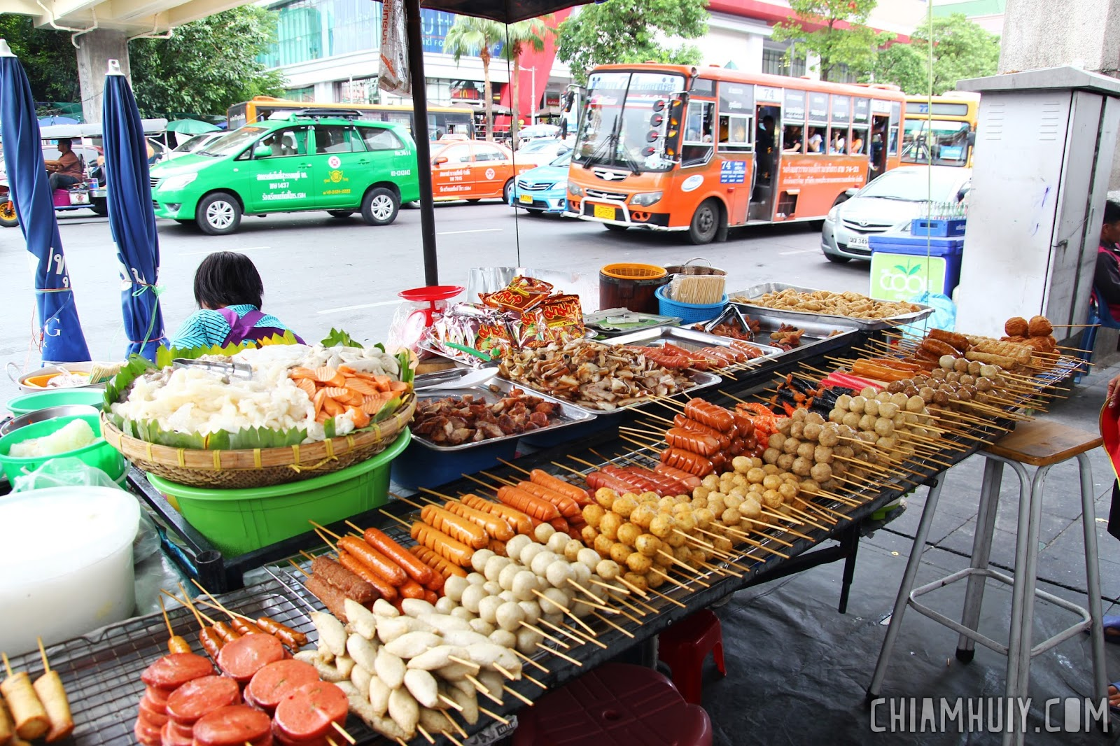 15 delicious street food in bangkok thailand must read celine chiam singapore lifestyle. Black Bedroom Furniture Sets. Home Design Ideas