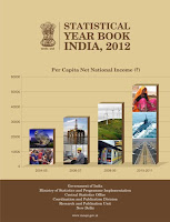 STATISTICAL YEAR BOOK INDIA, 2012