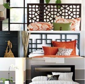 estilos de cabeceira para cama de casal