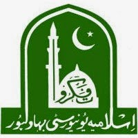 Islamia University Bahawalpur BA Date Sheet 2016