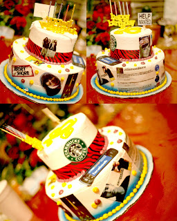Birthday Cake Collage Imagechef : Hector s Custom Cakes: February 2011