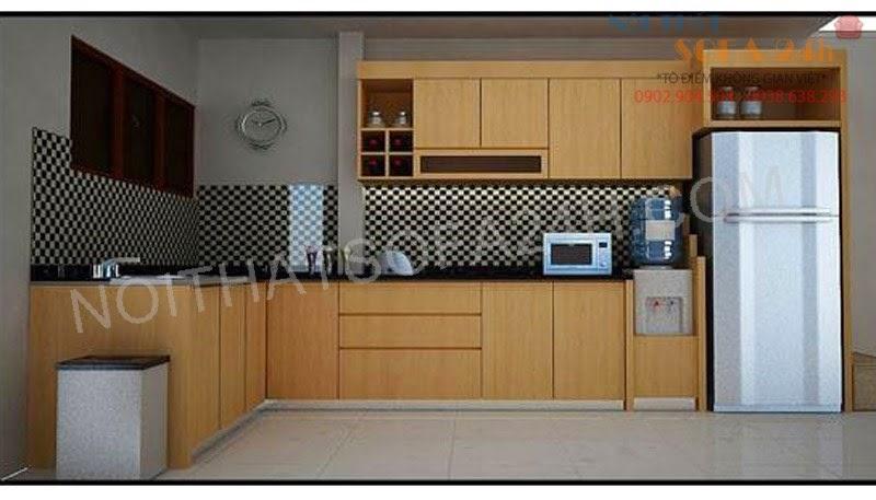 Tủ bếp TB024