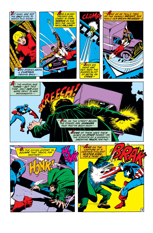Captain America (1968) Issue #151 #65 - English 15