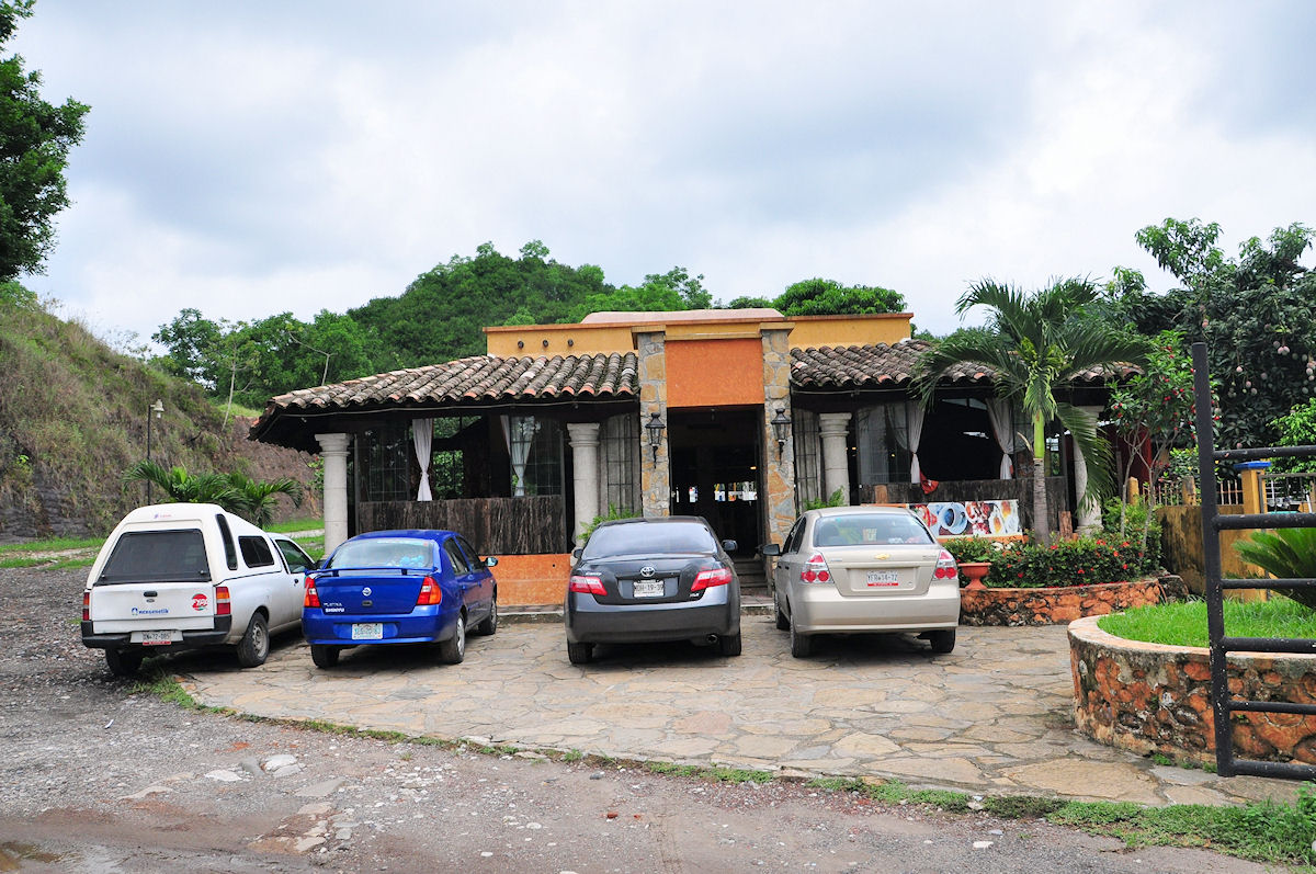 Restaurante El Descanso en El Jobo, Tlapacoyan, Veracruz