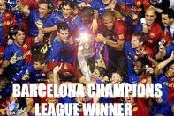 Barcelona | Gol- Gol Indah Kemenangan Barcelona di Liga Champions | Barcelona Tim Sepak Bola Terbaik