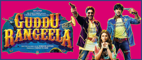 Guddu Rangeela (2015) Movie Poster No. 2