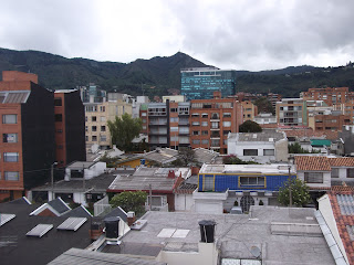 Rent furnished apartment in Bogota Colombia