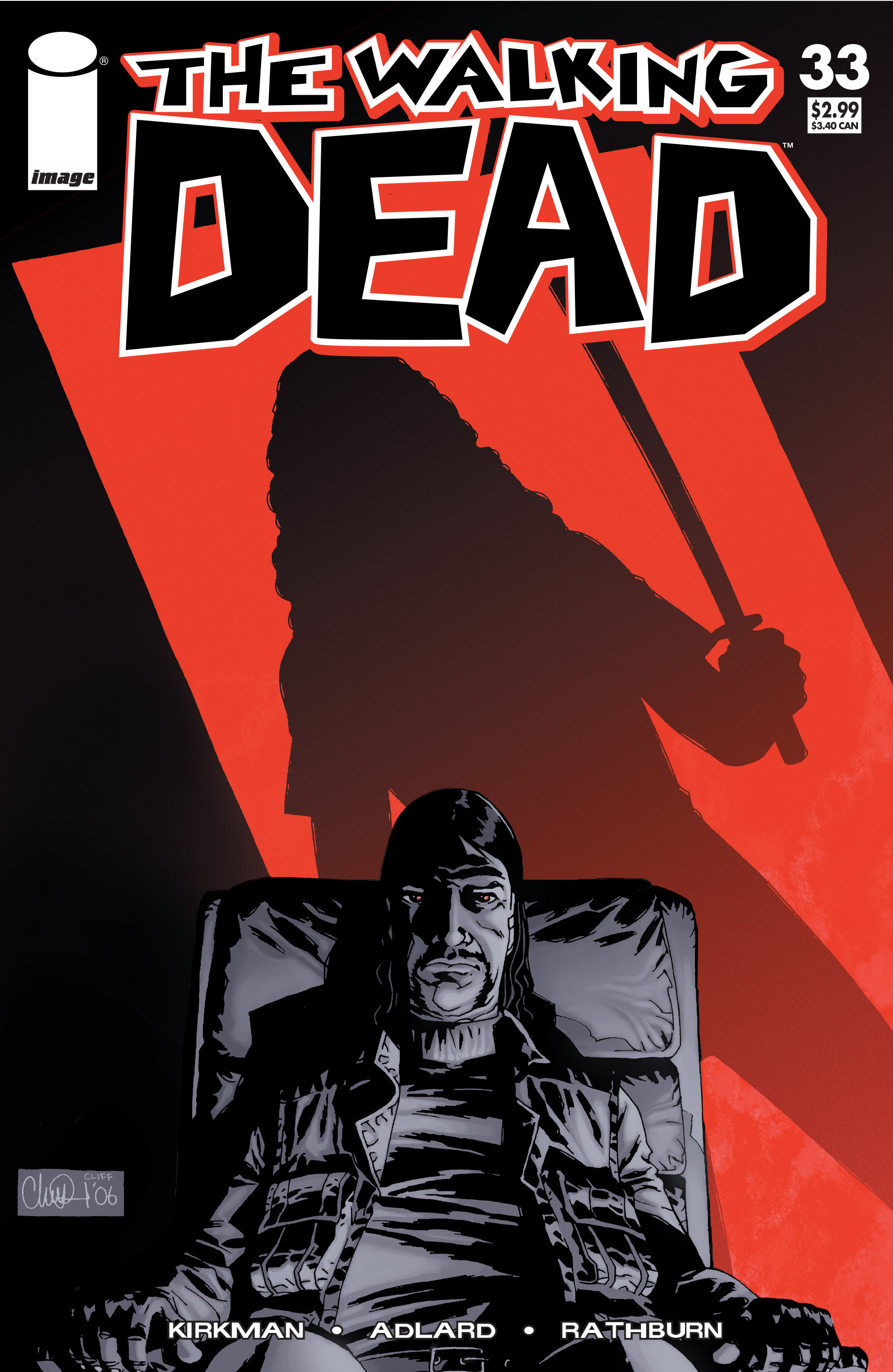 The Walking Dead Issue #33 Page 1