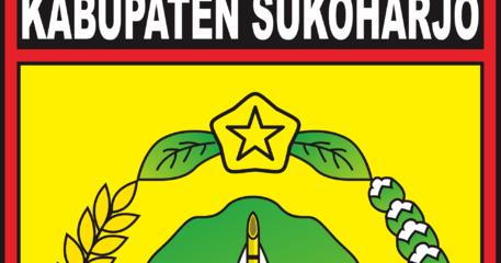 Logo Kabupaten Kota Logo Kabupaten Sukoharjo Jawa Tengah