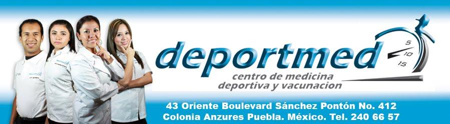 DEPORTMED CENTRO DE MEDICINA DEPORTIVA