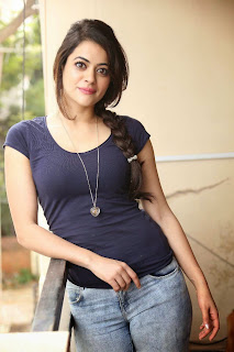 Actress Shruti Sodhi  Stills in Jeans at Pataas Movie Press Meet  27