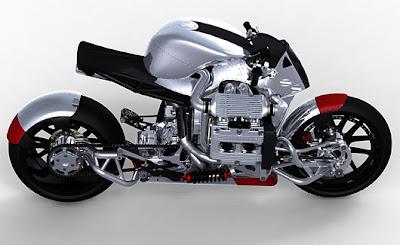 Moto Kickboxer - Subaru WRX Concept