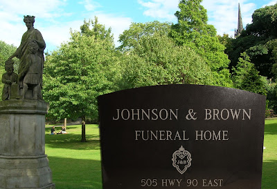 And Architectural Products Some Basics For Funeral Home Signs