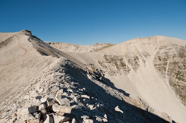 Secondo Portone, cima Pomilio,Monte Rotondo