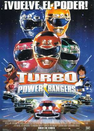Turbo: Una Pelicula De Los Power Rangers