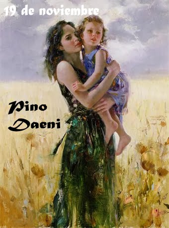 Pino Daeni pintor impresionista