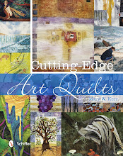 Current Publications featuring my Art Quilts!!!