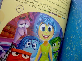 inside out storybook