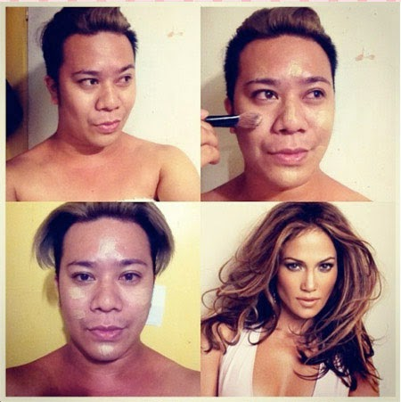 #MakeUpTransformation  jennifer lopez