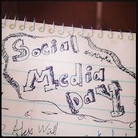 Social Media Day Art