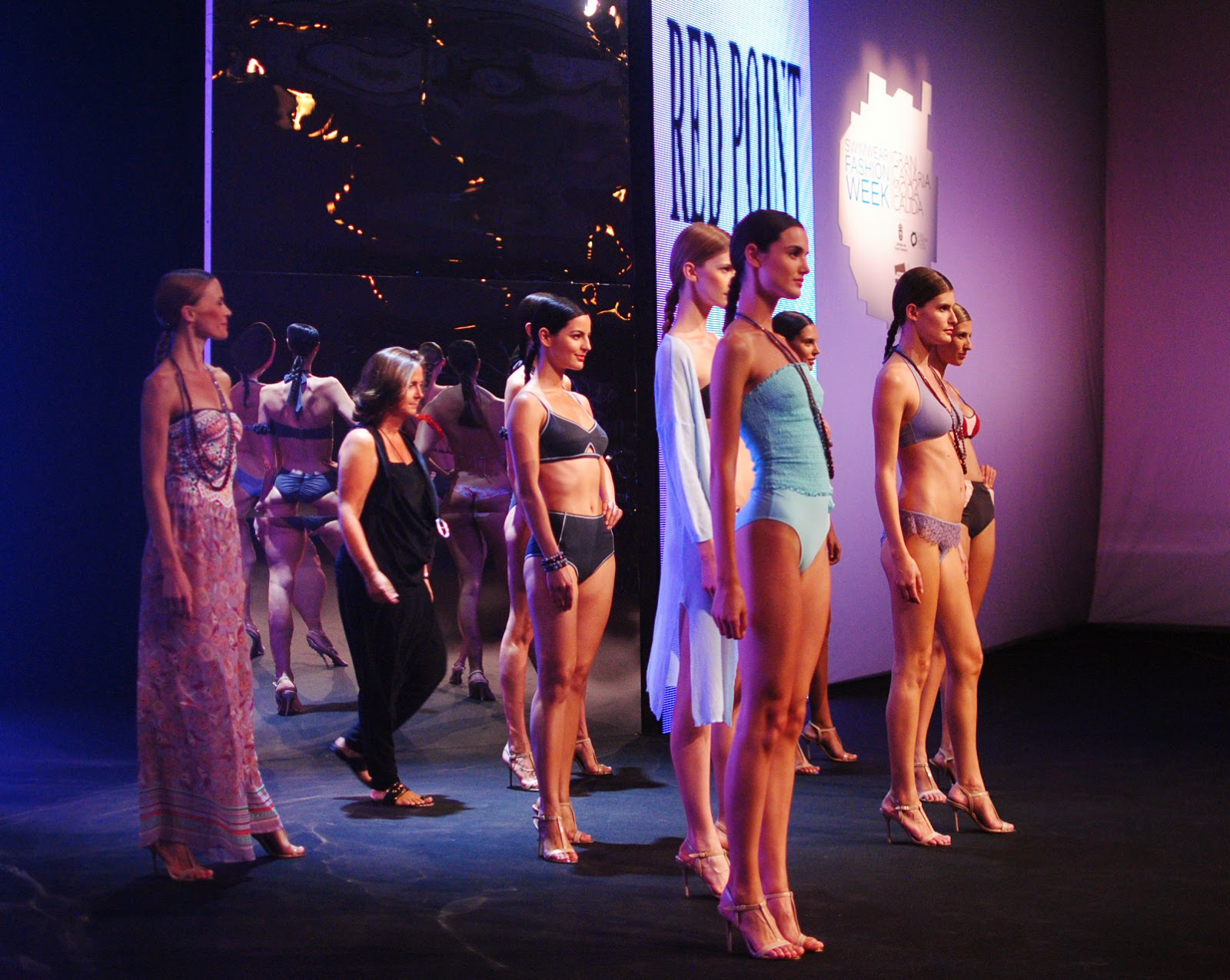 moda calida, gran canaria fashion week, gcmc, gcmodacalica2014, blogeras de canarias, red point