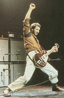 Pete Townshend on stage image from Bobby Owsinski's Music 3.0 blog