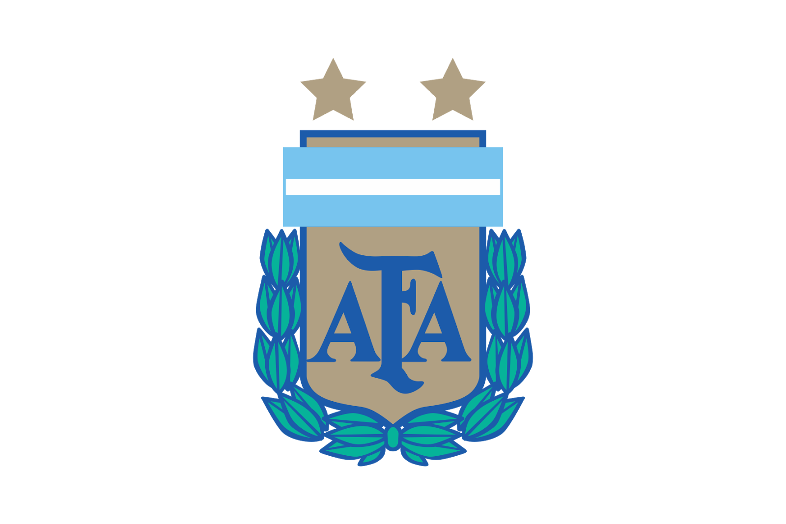 Argentine Football Association Logo