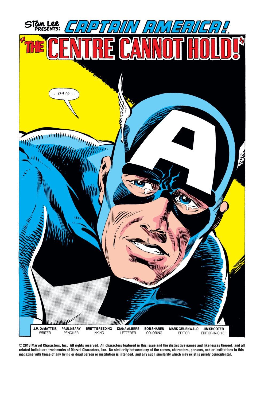 Captain America (1968) Issue #295 #223 - English 2