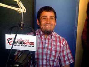 RADIO AMOR 99.3 FM : LUNES a VIERNES de 19.30 a 20.00 hrs. pm