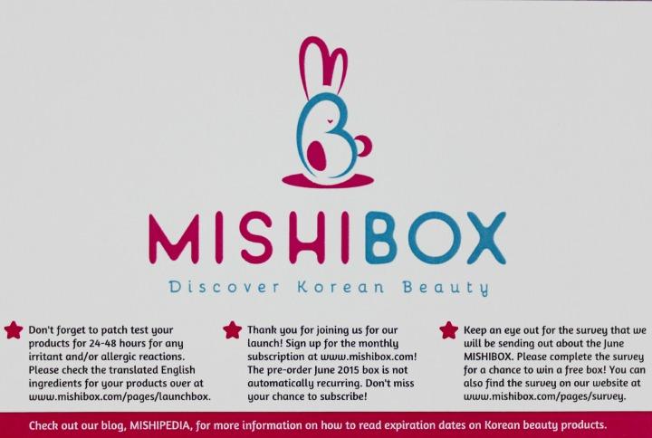 Mishibox June 2015 info card