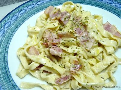 Pasta fresca casera tagliatelle tallarines Jamie Oliver EnHarinate