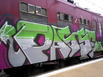 graffiti passe