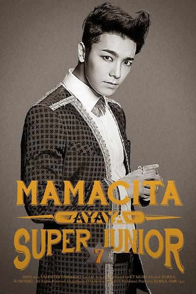 Super Junior Mamacita Donghae