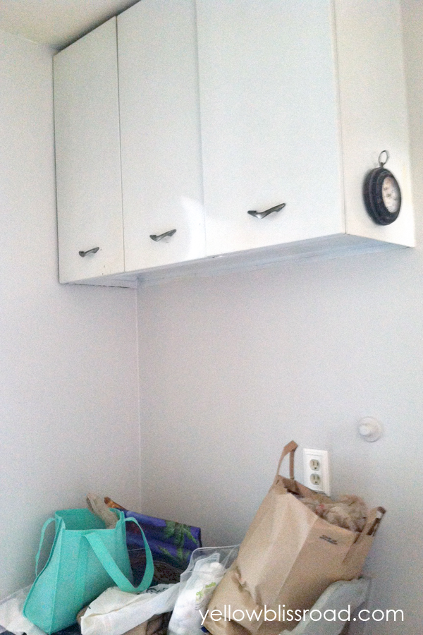 what is a small office. The Other Side Is Enough Space For A Desk. In It\u0027s Former Life (25  Years Ago), It Was Laundry Room, So Imagine Housing Washer And Dryer. What Small Office