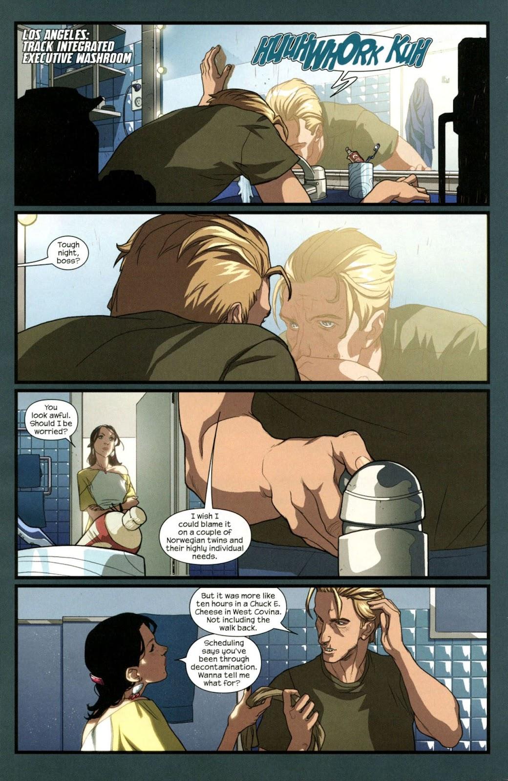 Runaways (2008) Issue #14 #14 - English 6