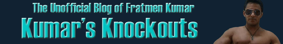 The Official Unofficial Blog of Fratmen Kumar