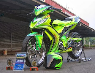 modifikasi jupiter mx custem