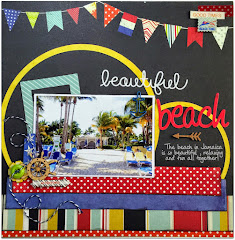 February Featured Layout Scrapper!