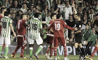 Betis 3 - Sevilla 3