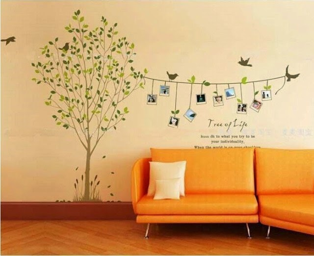 ... Paint Wall Mural Home Decor ...