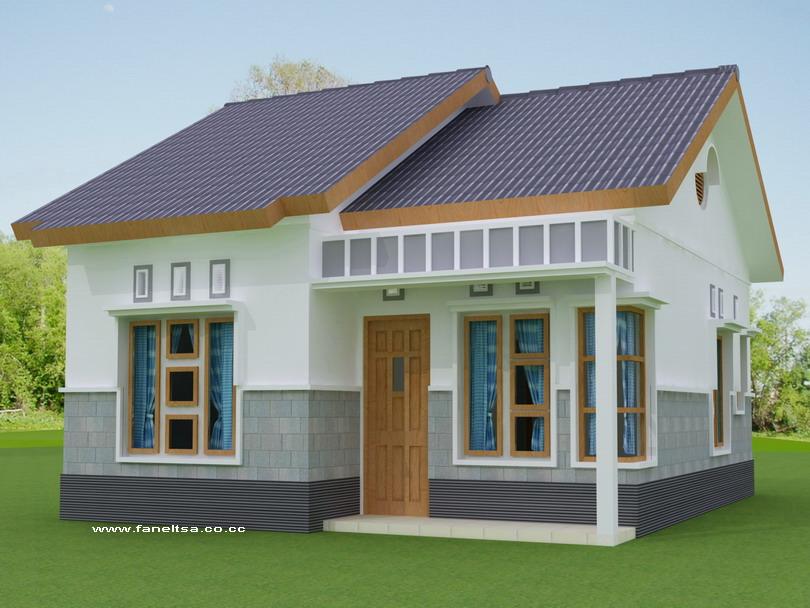 House Design Scetch - Desain Denah Rumah
