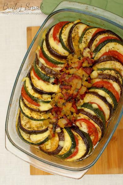 Zapiekanka z warzyw
