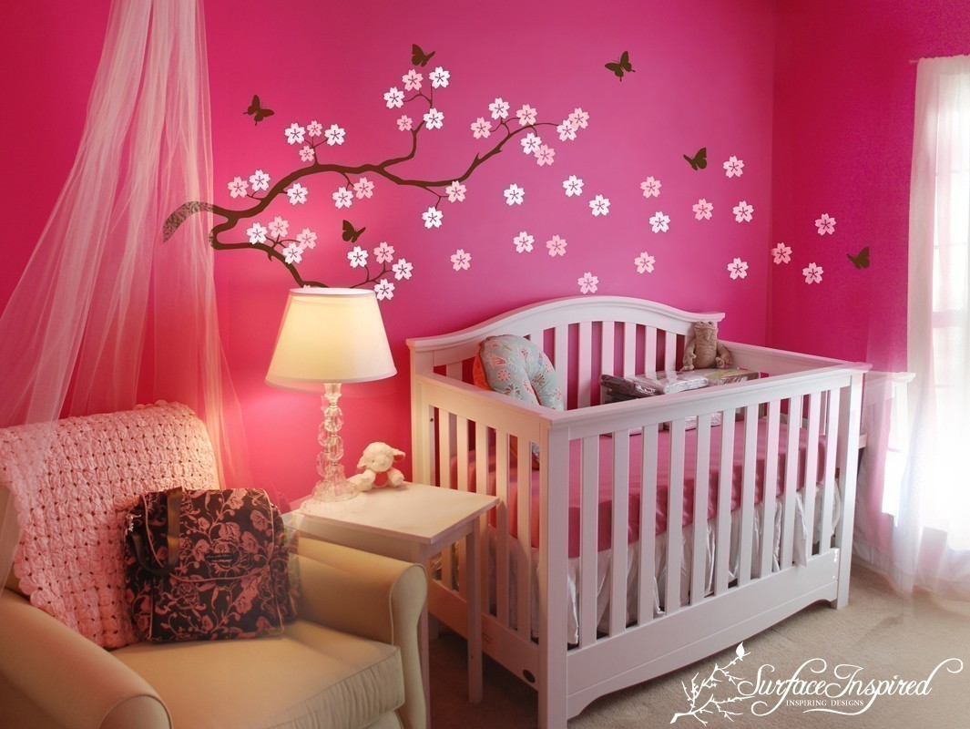 Kadınların Renkli Dünyası :): Şirin Mi Şirin Bebek Odaları