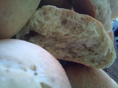 Pan, pesto