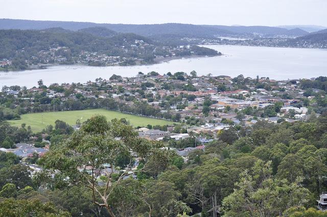 Yuruga Lookout, Rumbalara Reserve