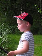 Onze kleinzoon Wietse