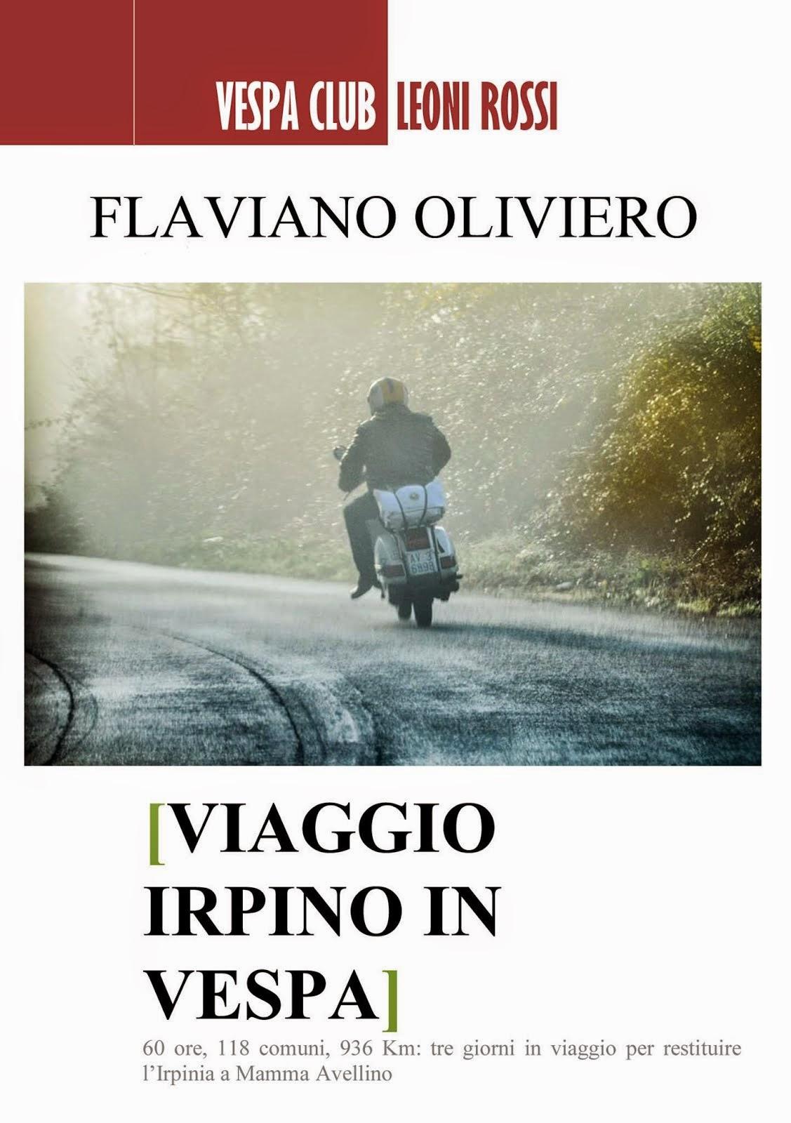 Viaggio irpino in Vespa