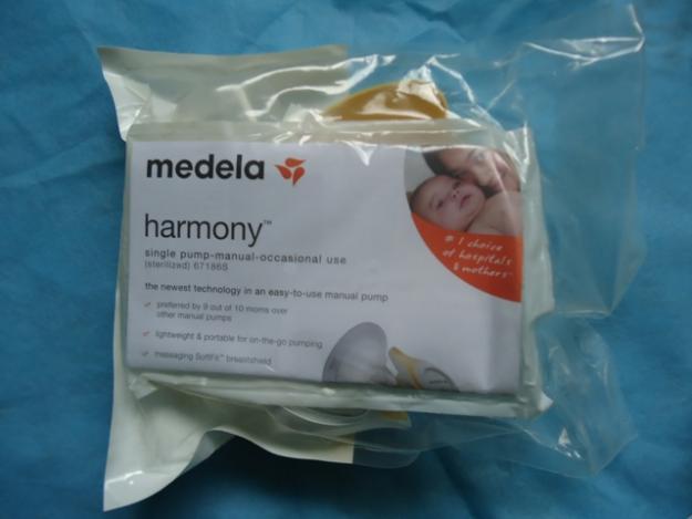 avent manual breast pump vs medela harmony