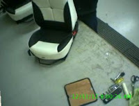 LincVolt Fahrersitz